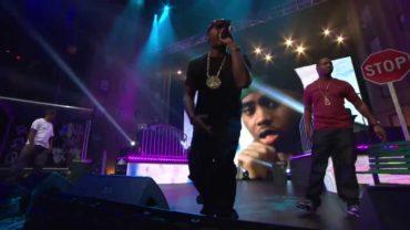 DJ Jazzy Jeff, DJ Res Q ft Nas – Made You Peekin' Look (Ext. Out Edit)