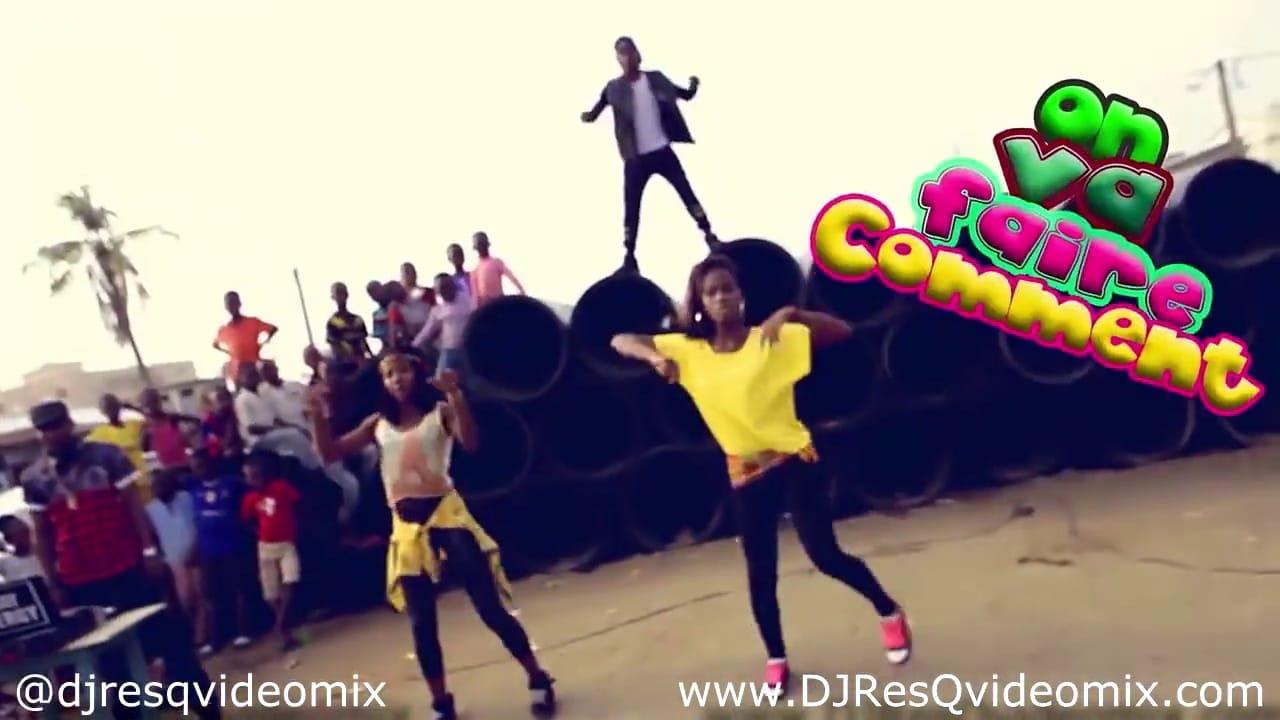Booba - DKR (@djresqvideomix edit DJ LBR Remix)