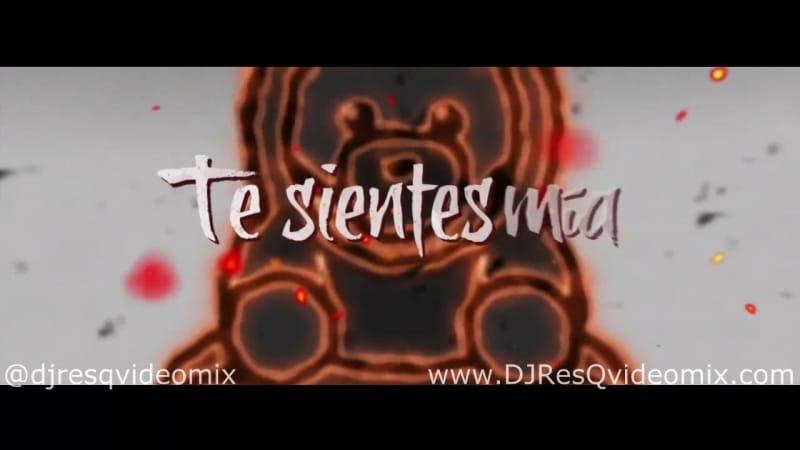 Nicky Jam ft Ozuna, Bad Bunny – El Amante Remix @djresqvideomix edit